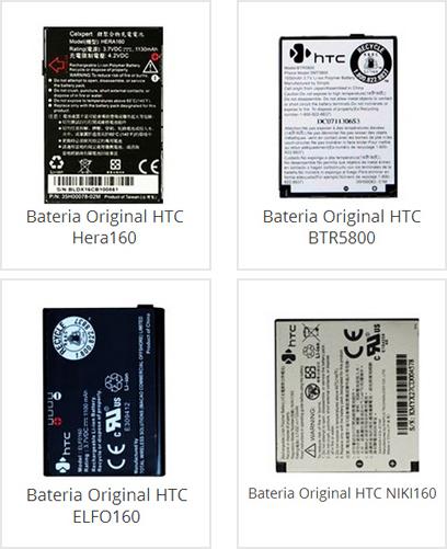 Bateria HTC