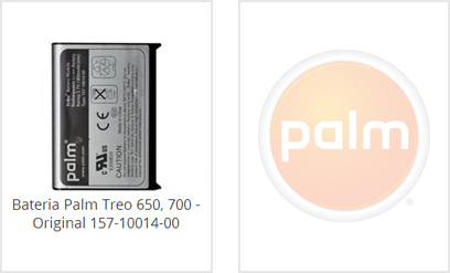 Baterias Palm