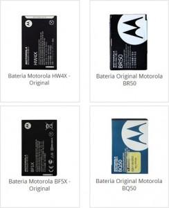 Bateria Motorola