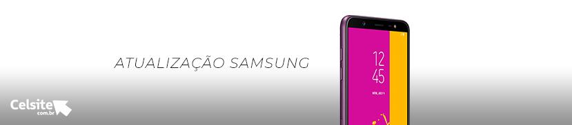 Atualização Samsung