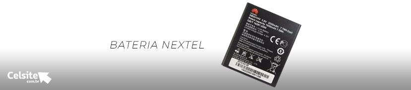 Baterias Nextel