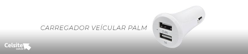 Carregador Veicular Palm