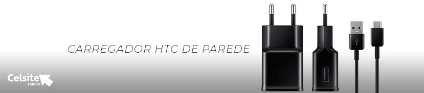 Carregador HTC de Parede