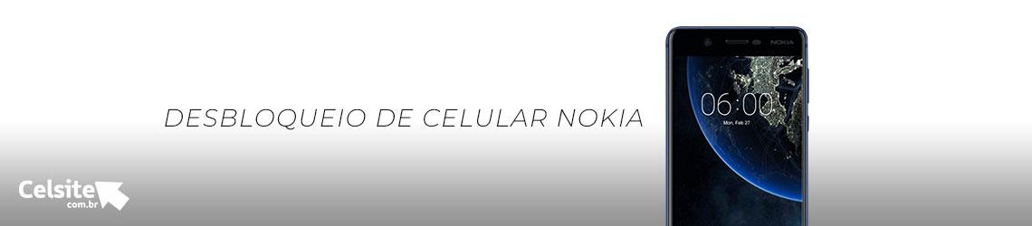 Desbloqueio de Celular Nokia